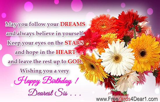 Index of wp contentgallerybirthday ecard for sister happy birthday greetings for sisterg m4hsunfo