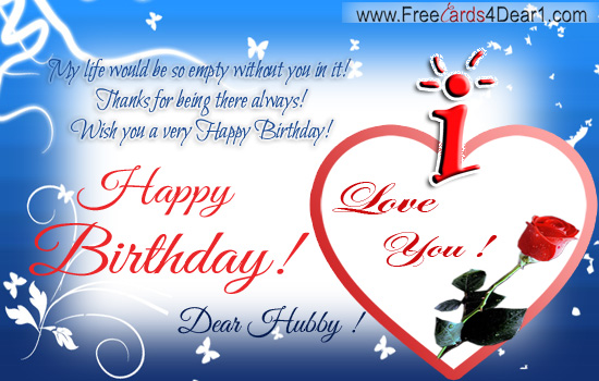 Index of wp contentgallerybirthday ecards for husband birthday greeting for husbandg m4hsunfo