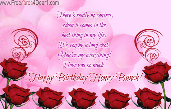 Index of wp contentgallerybirthday ecards for wife birthday greetings for wife with rosesg m4hsunfo