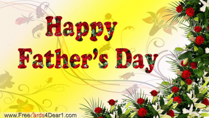 Happy Father\'s Day Greeting Card