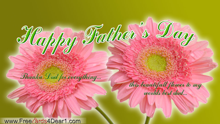 Father\'s Day Ecard 2012