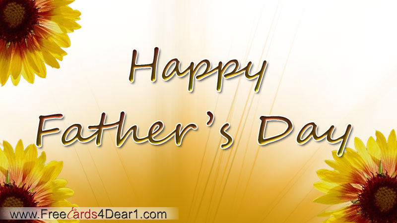 Happy Father\'s Day Greetings