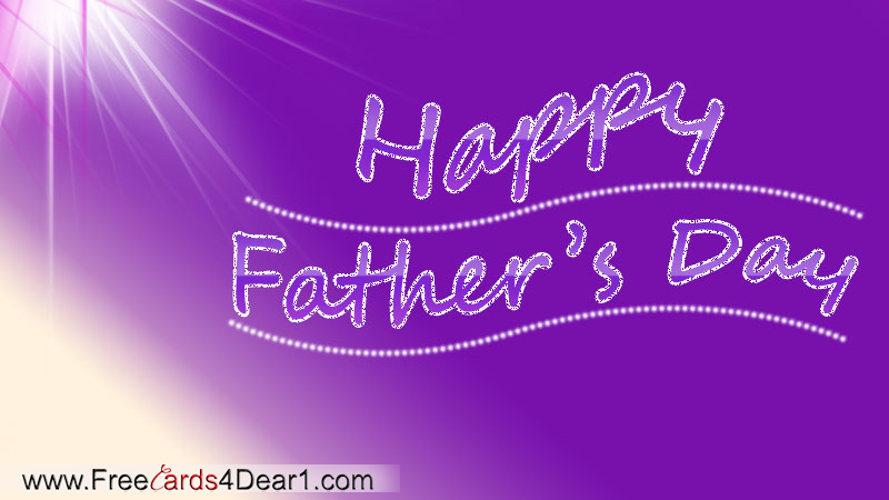 Father\'s Day Greeting Card