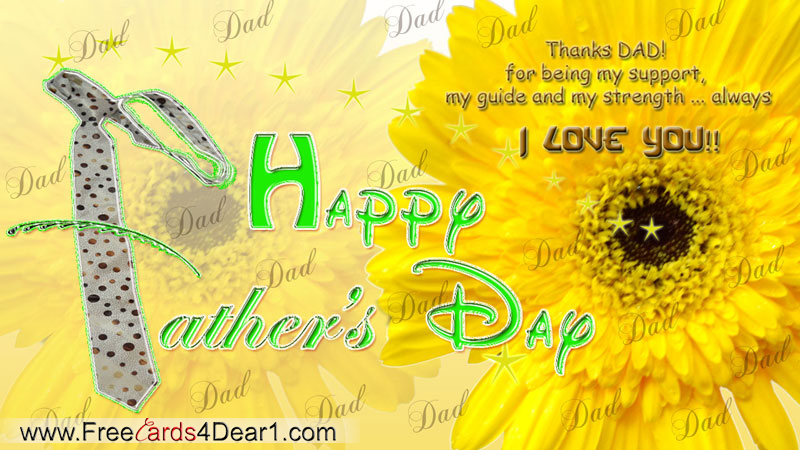 father's day greeting card messages