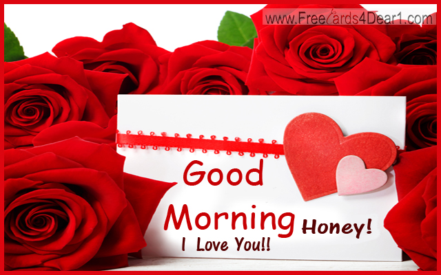 Index of wp contentgallerygood morning pictures images photos good morning greeting ecard with red roses loveg m4hsunfo