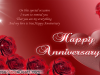 Anniversary Roses Greeting Card