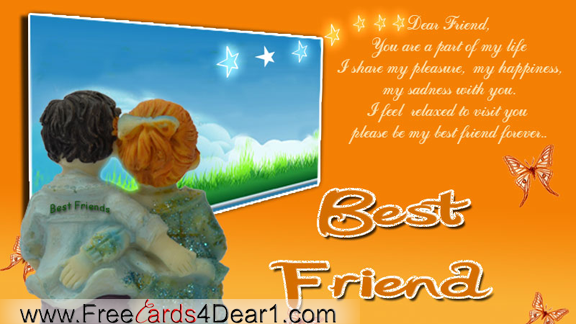 Best Friends Day Greeting Card