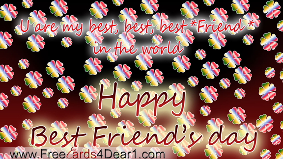 You Are My Best Friend - Ecard