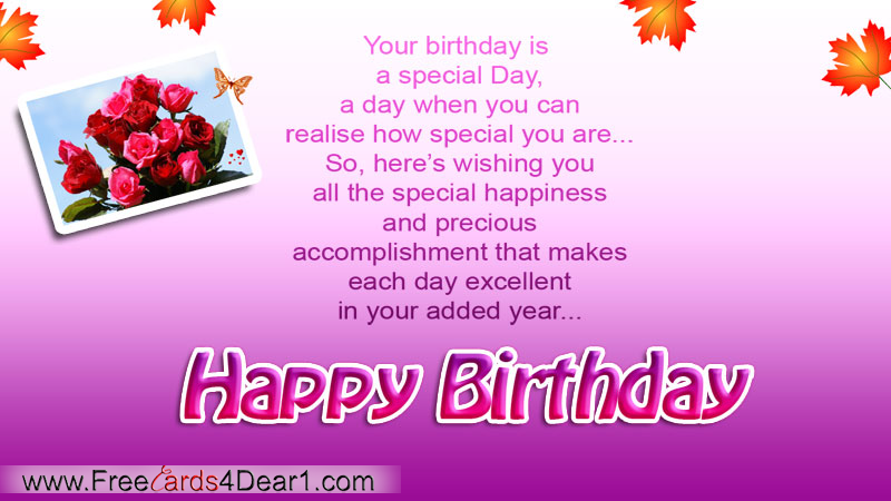 Index of wpcontentgalleryhappybirthdaygreetingcardsecards – Special Birthday Greeting