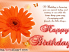 Happy Birthday Greeting Ecard For FB Friend