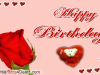 Love Birthday Greeting Cards