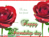 To Dear Best Friend Happy Friendship Day Card With Roses