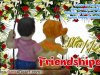 You Are My Sweet Heart Happy Friendship Day Greeting Card