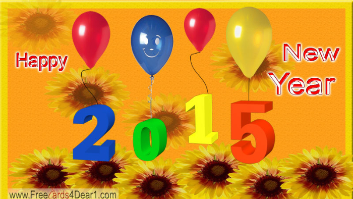 Index of wp contentgalleryhappy new year 2014 greetings ecards happy new year ecard with balloonsg m4hsunfo