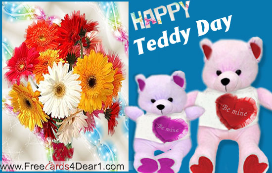 best teddy day ecards