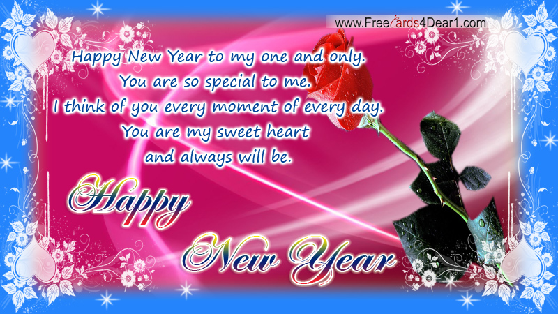 New year 2016 greetings e cards happy new year greetings greeting you are so special to me happy new m4hsunfo