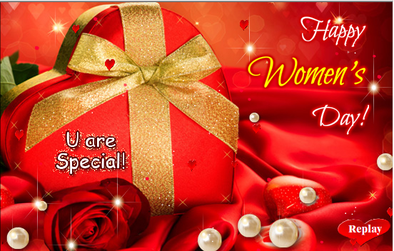 Women's Day Ecard For Special Woman